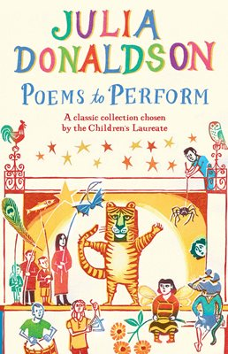 Book cover for Poems to Perform